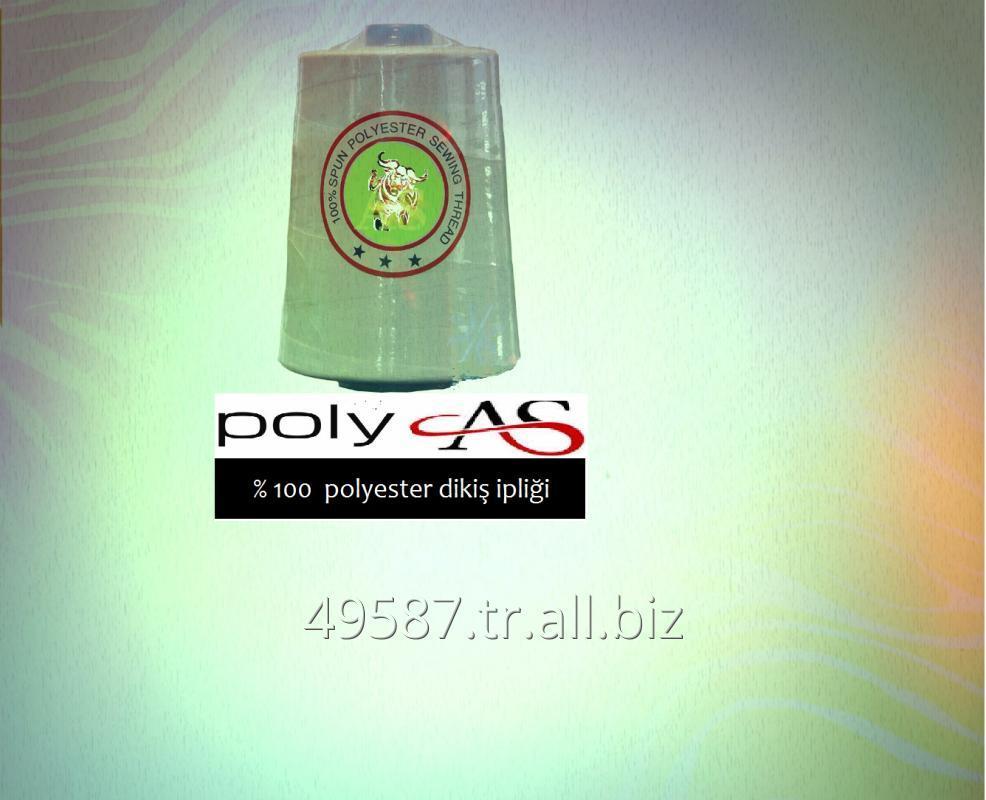 Satın al POLY - AS POLYESTER SEWİNG THREAD (POLYESTER DİKİŞ İPLİĞİ)