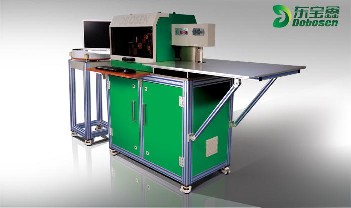 Satın al CNC Alüminyum Harf Bükme Makinesi