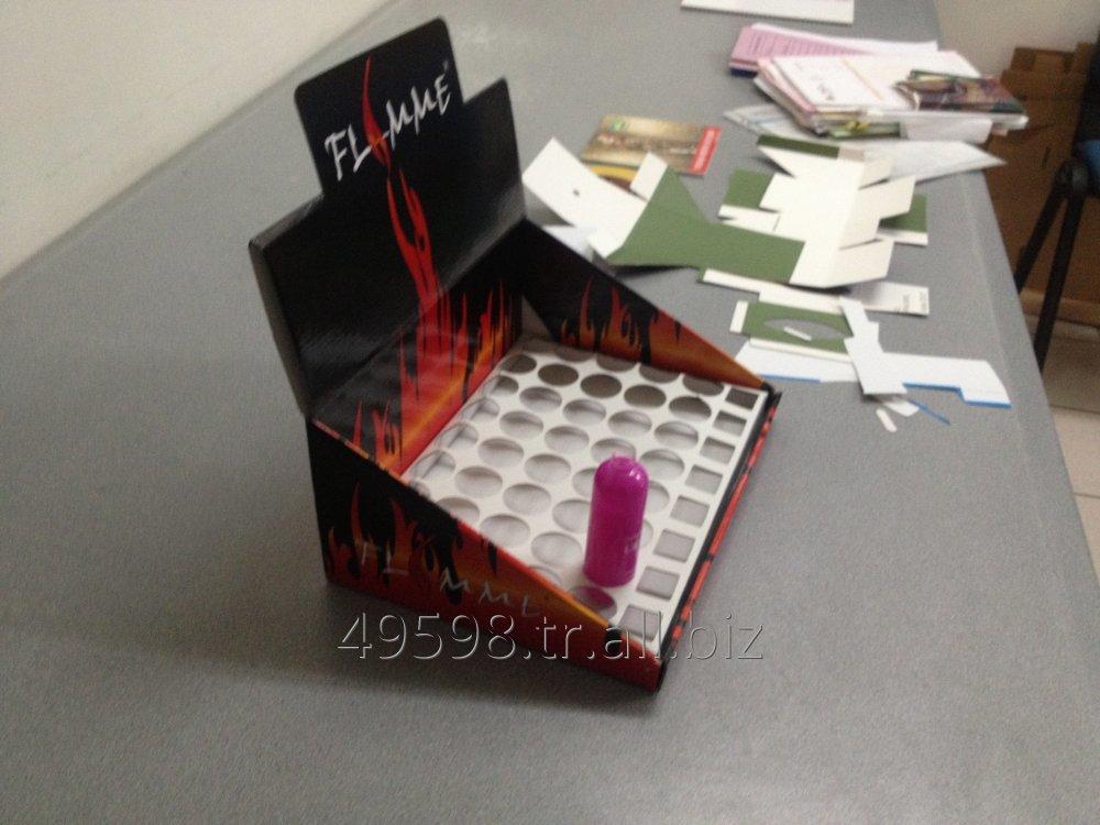 Satın al Cosmetics stand boxes