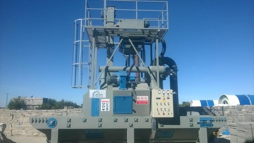 Satın al Mermer Kumlama Makinası / Marble Blasting Machine