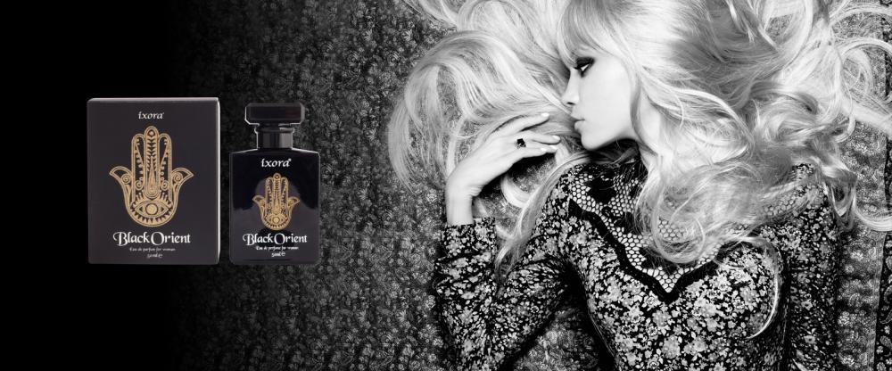 Satın al Black Orient Perfume EDP Women High Quality - High Fragrance Ratio