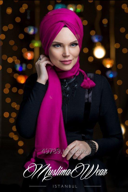 Satın al Muslima Wear Tesettür Giyim Queen Hıjab Raspberry Kırmızı