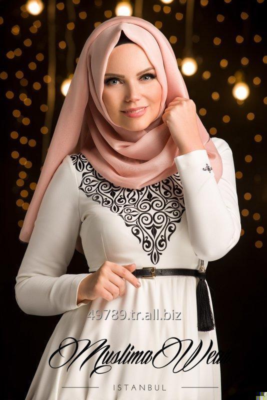 Satın al Muslima Wear Püsküllü Şal