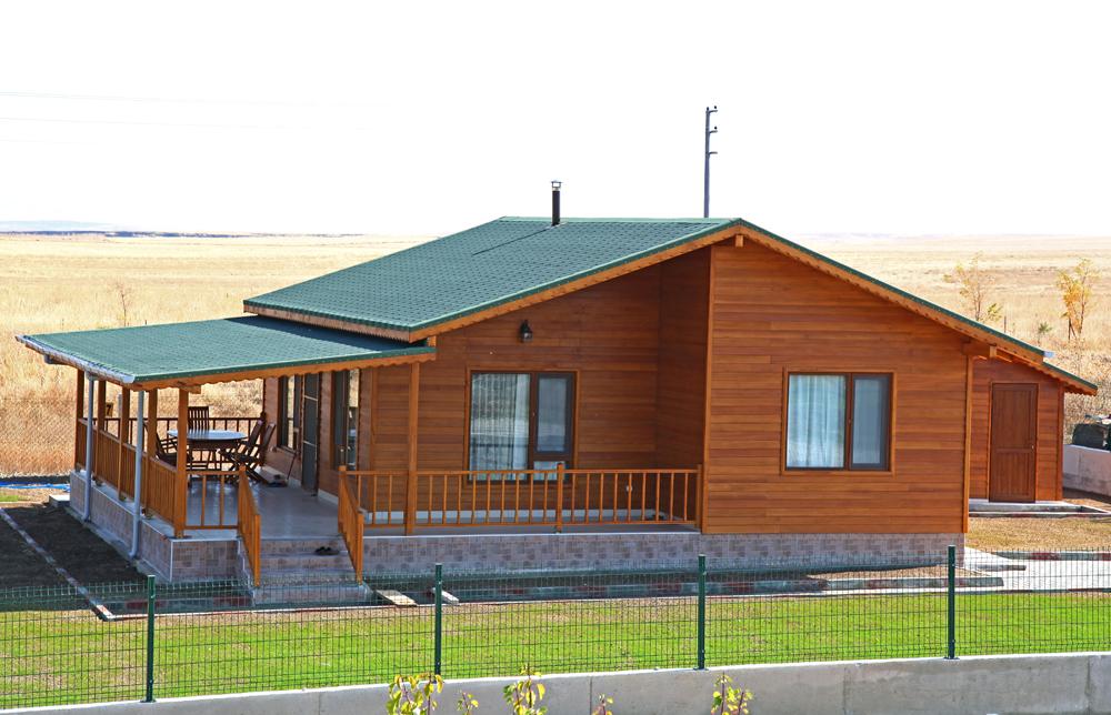Satın al Ahşah & prefabrik evler bungalov