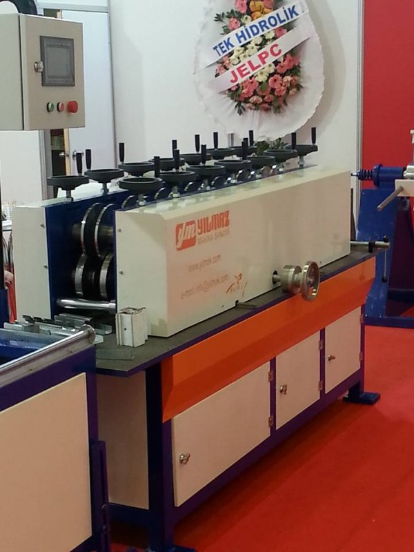 Roll Forming Machine For U-shape Profiles