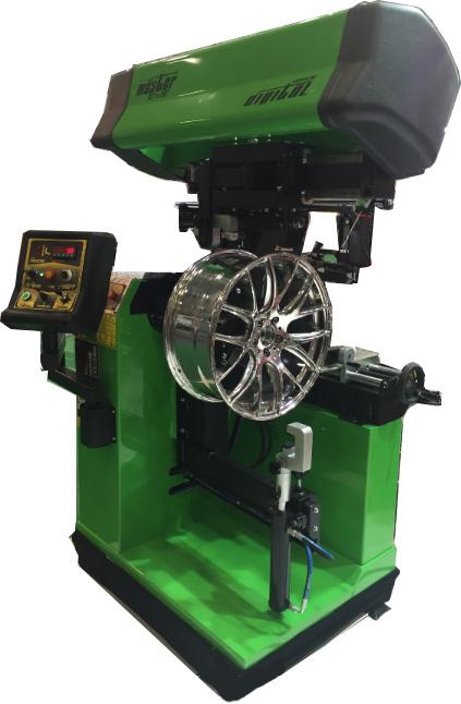 Satın al Rim (Wheel) repair machine