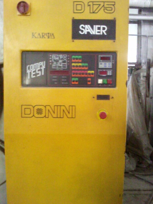 Dry Cleaning Machine (1 Drum) Donini D 175