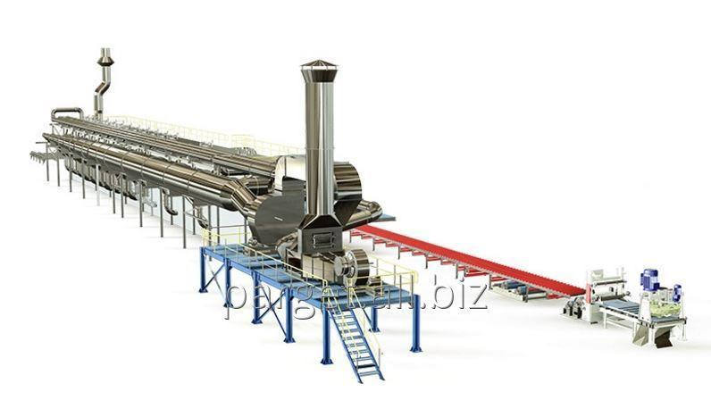 Plaster Board Production Plants