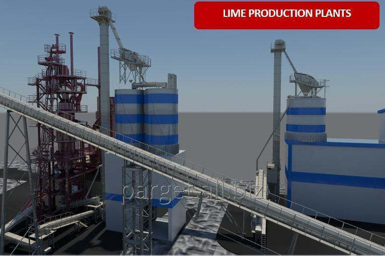 Satın al Lime Production Plants