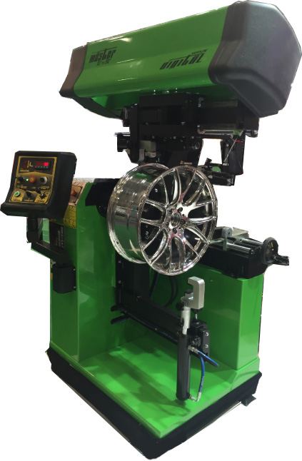 "Satın al Master 10""30"" Rim Repair & Lathe Machine"