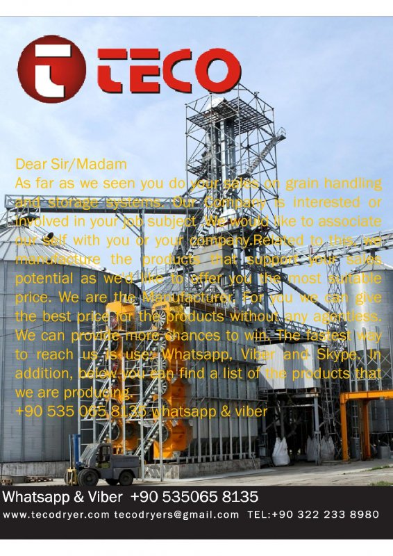 Satın al Grain Dryer