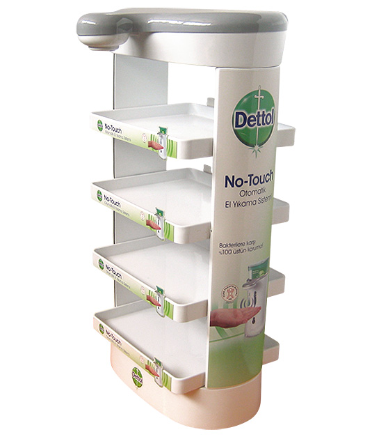 Point of sale display stands