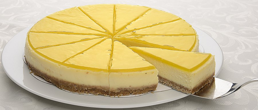 Satın al Lemon Cheesecake