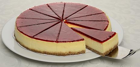 Satın al Raspberry Cheesecake