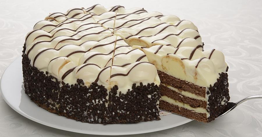 Satın al White Profiterole Cake