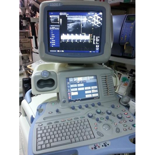 Satın al Used GE Logıq 9 Pro Ultrasound Unit