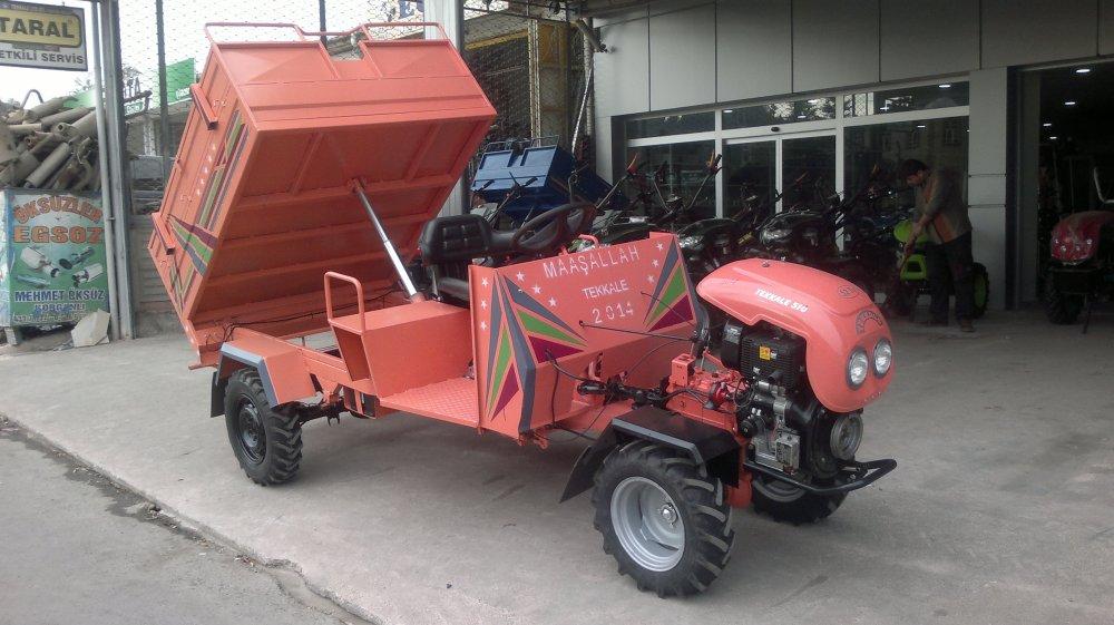 Satın al Cultivator + Truck