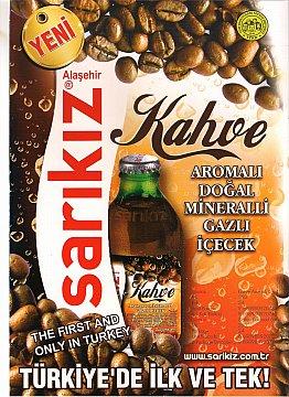 Satın al Coffee Flavored Mineral Carbonated Drink