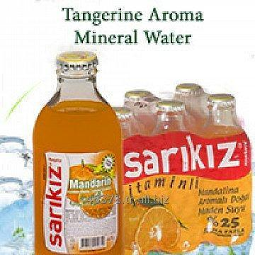 Mandarin Flavored Mineral Carbonated Drink