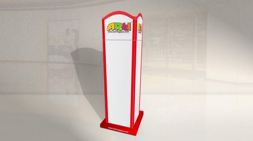 Satın al Askılı karton stand