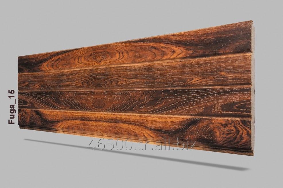 Dekoratif mantolama Panelleri 4 cm - Fuga 15