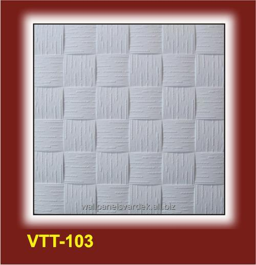 Styrofoam ceiling cladding panel