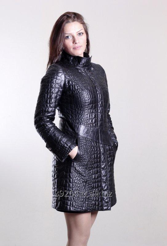 Satın al Lambskin Leather TrenchCoat