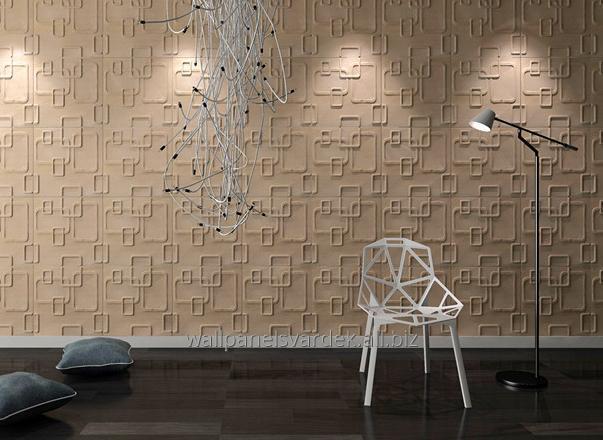 Satın al Üç Boyutlu Akrilik Yanmaz Duvar Paneli
