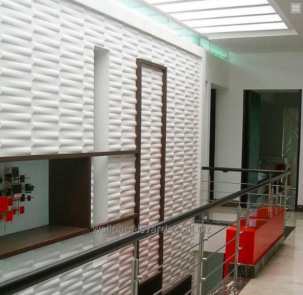 3 Boyutlu Yanmaz Duvar Paneli - VD108