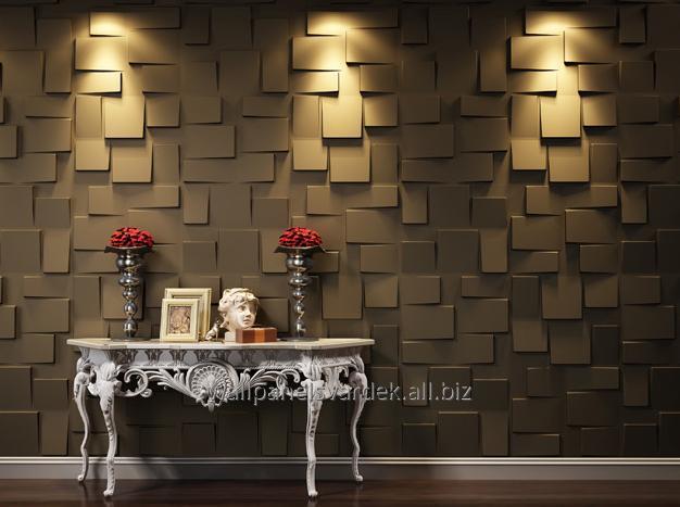 Satın al 3D Yanmaz Duvar Paneli - VT101