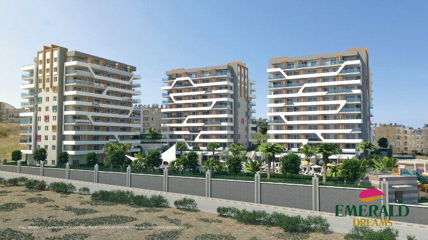 Satın al Emerald Dreams комплекс с потрясающим видом на море