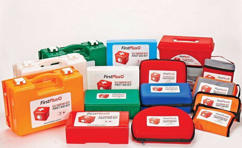 Satın al First Aid Kits Empty Boxes