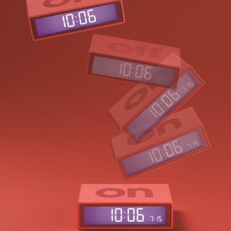 Satın al Lexon flip alarm saat