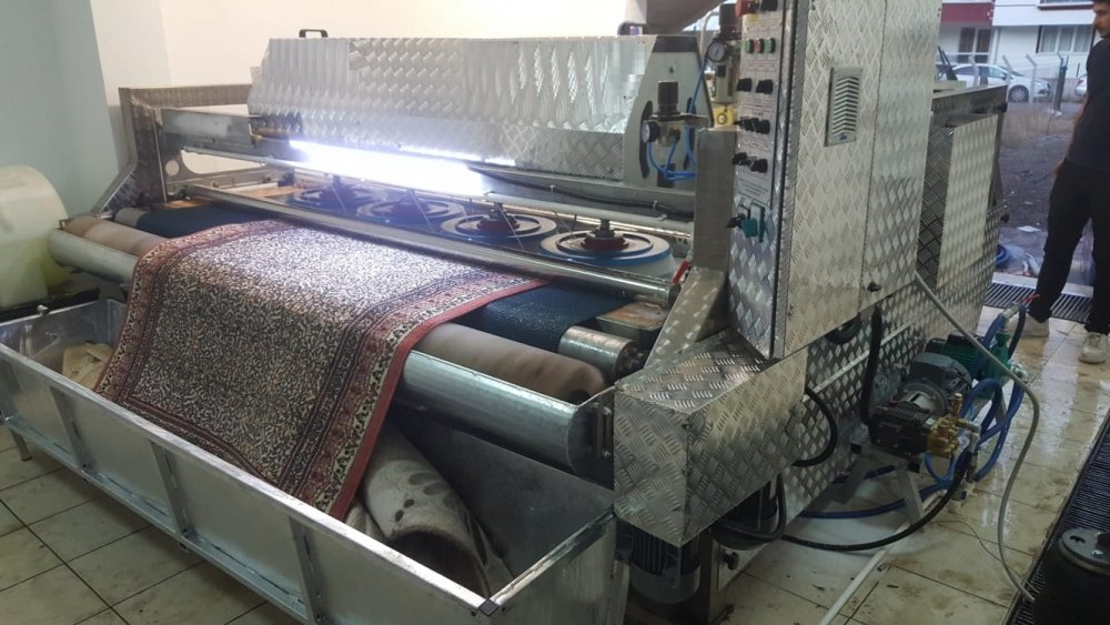 Satın al Automatic carpet washing Machine - ковер извлечения машины