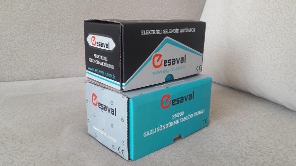 Satın al FM200 Extinguishing Automatic Valve and Electric Solenoid Actuators