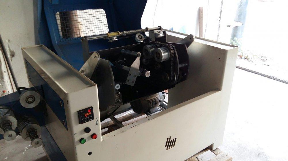 Satın al Balya ipi üretim makinaları ve halat makinaları imalati