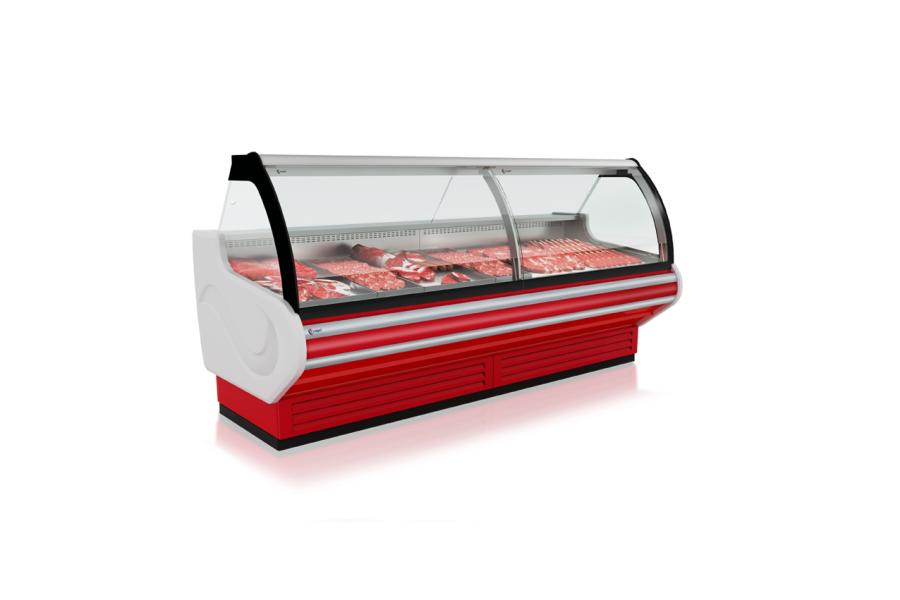 Satın al Horizontal Display Refrigerator