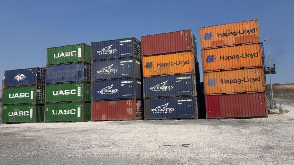 Satın al Iso Shipping Containers In Turkey