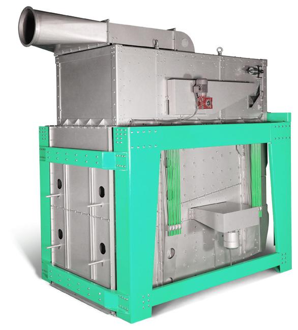 Satın al Kmghs - Grain Seperator [high Capacity] - Separateur A Haute Capacite