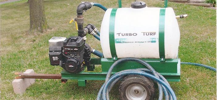 Satın al Turbo Turf HS-50-P