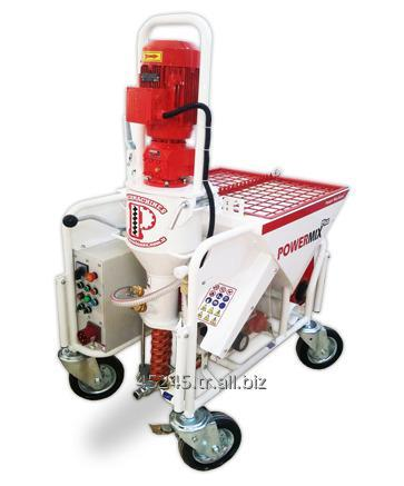 Satın al Powermix Alpha Hazır Sıva Makinesi