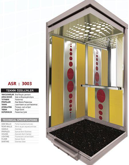 Satın al Asir Elevator Cabins