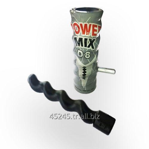 Satın al Satılık POWERMIX D 8 Helezon Mil Seti