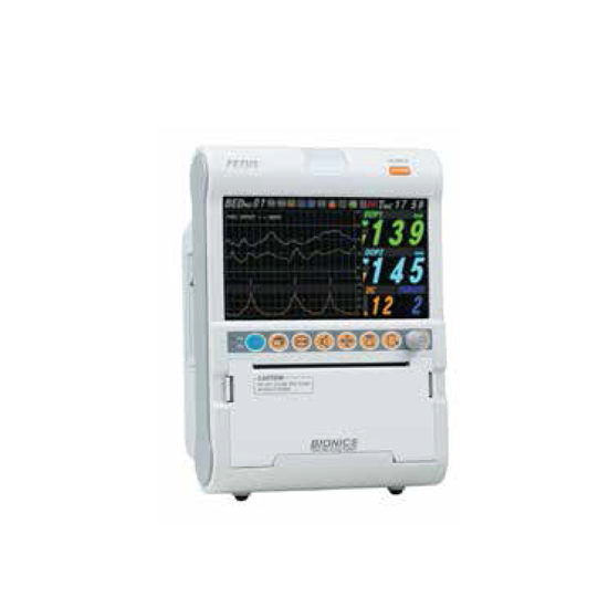 Satın al Bionics BFM 900 Fetal Monitörü