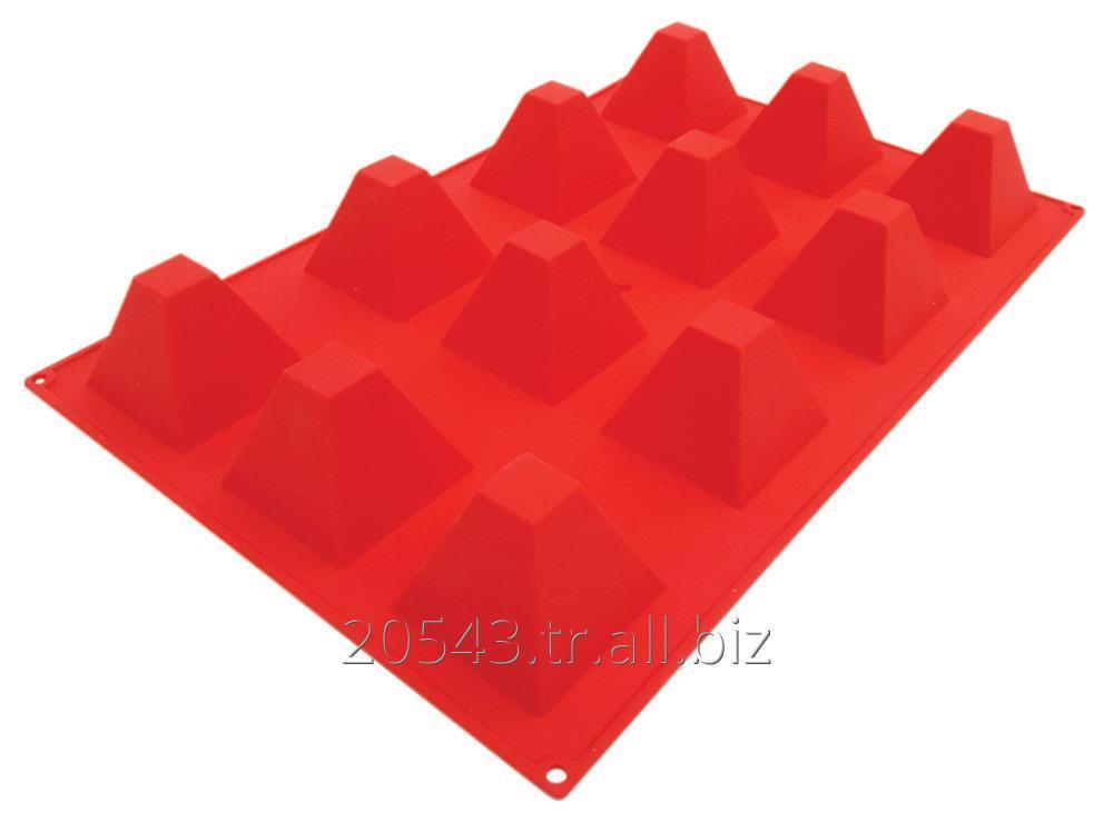 Satın al Piramit silikon kalıp - silicone cake mould