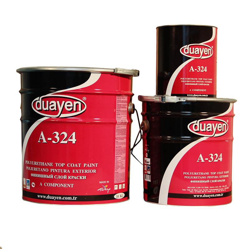 Top Coat Paint >> Duayen A 324 Pu Top Coat Paint