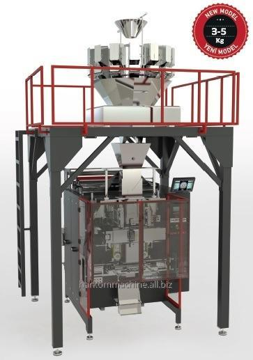Buy IMQL-W SERIES Quadseal Packaging Machine With Multihead Weigher