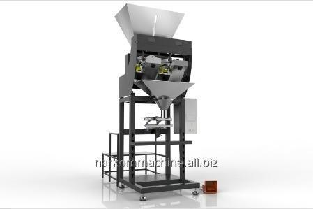 Buy SA-L SERIES Semi Automatic Two Head Linear Weigher