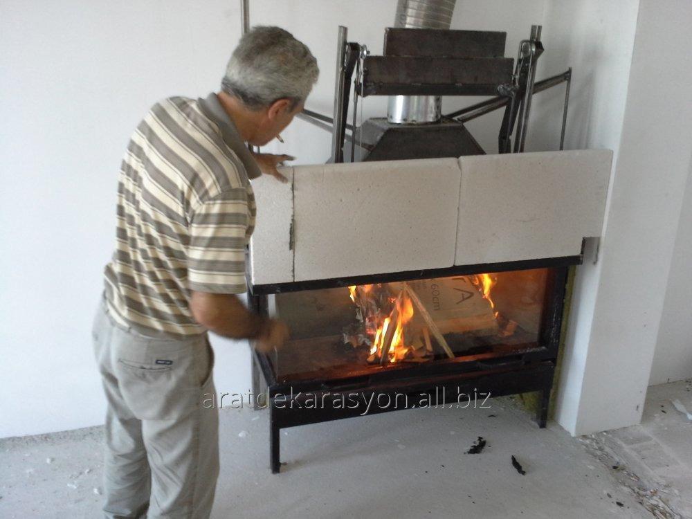 Satın al Doğalgazlı ,elektirikli,klasik odunlu şömine