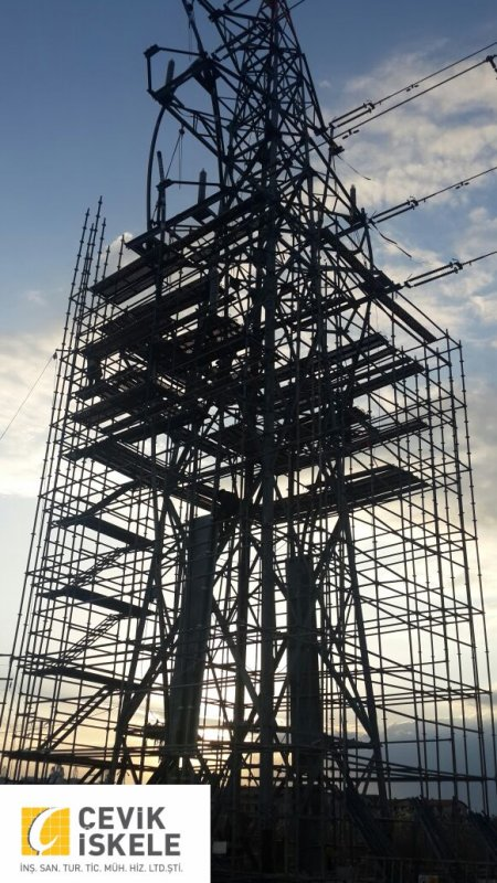 Satın al Scaffolding and Formworks Systems